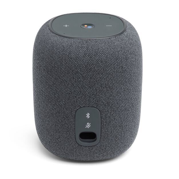 JBL Link Music - Grey - Wi-Fi speaker - Back