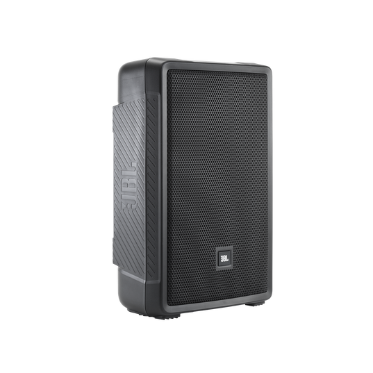 "JBL IRX112BT - Black - Powered 12"" Portable Speaker with Bluetooth® - Detailshot 4"