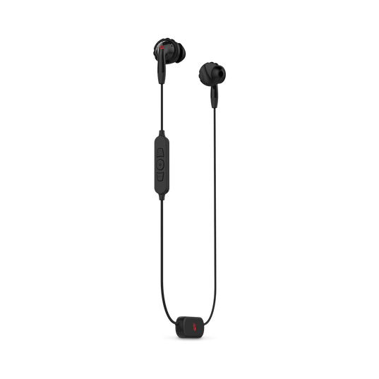Inspire® 500 - Black - In-Ear Wireless Sport Headphones - Hero