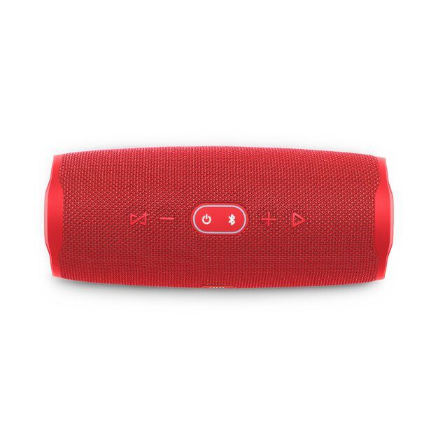 JBL Charge 4 - Red - Portable Bluetooth speaker - Detailshot 1
