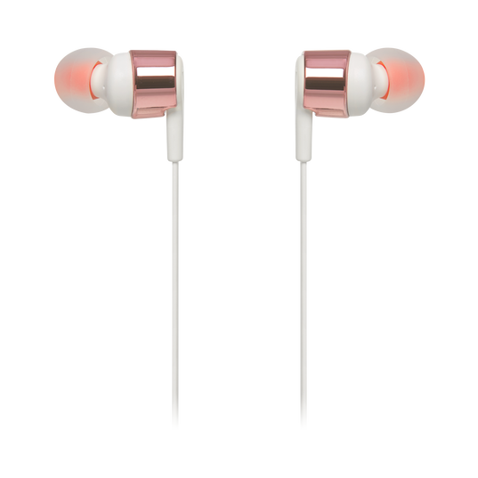 JBL TUNE 210 - Rose Gold - In-ear headphones - Detailshot 1