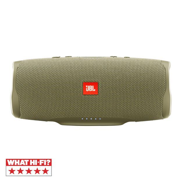 JBL Charge 4 - Sand - Portable Bluetooth speaker - Hero