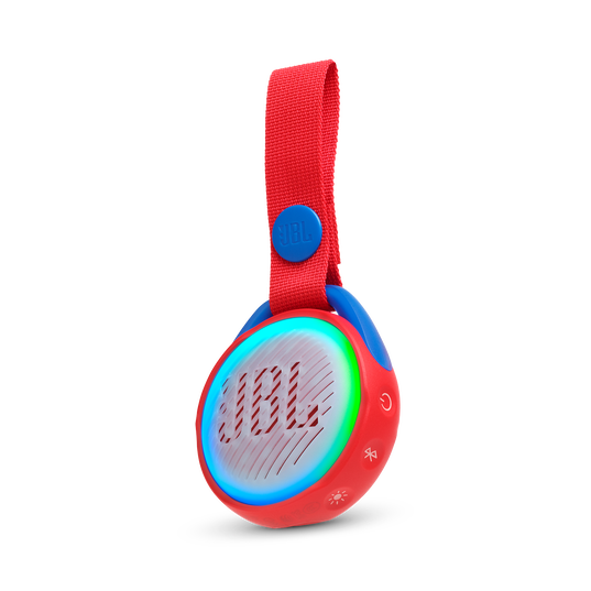 JBL JR POP - Red - Portable speaker for kids - Hero