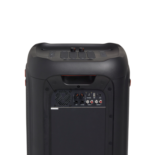 JBL PartyBox 1000 - Black - Powerful Bluetooth party speaker with full panel light effects - Detailshot 1
