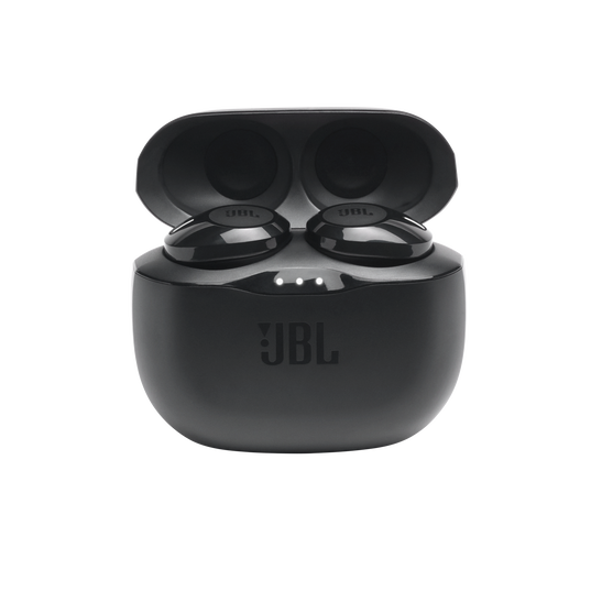 JBL TUNE 125TWS - Black - Truly wireless in-ear headphones. - Detailshot 3