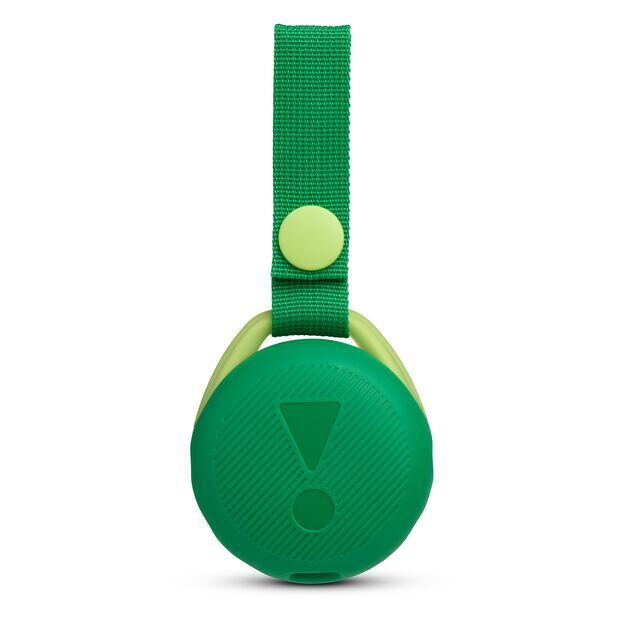 JBL JR POP - Froggy Green - Portable speaker for kids - Back