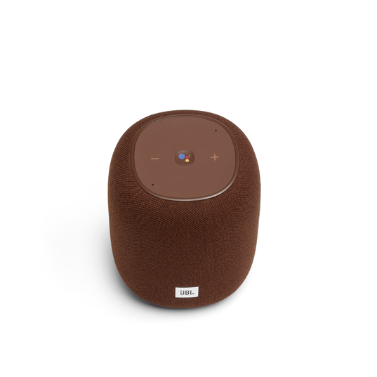 JBL Link Music - Brown - Wi-Fi speaker - Front