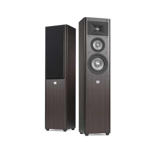 "Studio 270 - Brown - 3-way 6.5"" Floorstanding Loudspeaker - Hero"
